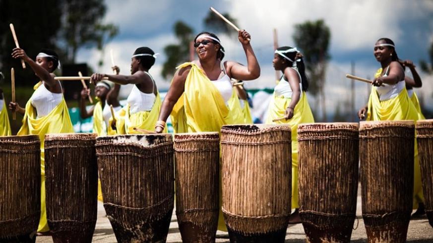 Rwanda Cultural dance